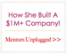 Our interviews with successful women entrepreneurs who've built $1M+ brands