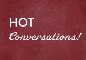 Hot conversations: Don't Lean In. Walk Out.